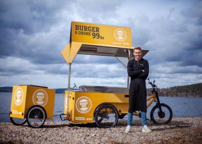 Burger Bike