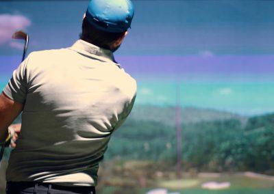 Indoor Golf – LIVE Stream
